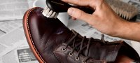 Как убрать соль и белые разводы с кожаной, замшевой обуви в домашних условиях