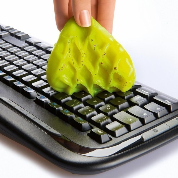 Чем можно чистить клавиатуру