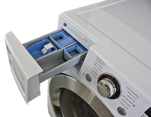 Как почистить лоток для порошка в стиральной машине
