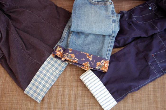 1516271852_5a6078e973ced Короткие джинсы как удлинить. Как удлинить джинсы