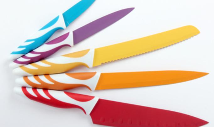 Угол заточки керамического ножа
